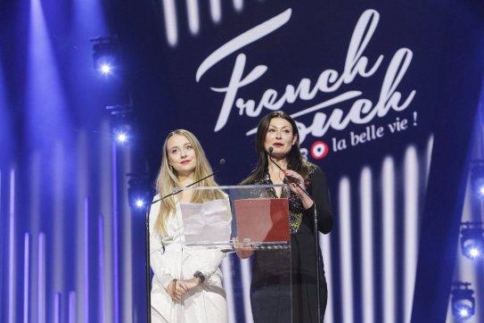 Tłumy gwiazd podczas uroczystej gali French Touch