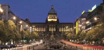 Muzeum Narodowe w Pradze ponownie otwarte!