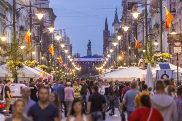 Polacy wybierają krajowe atrakcje turystyczne
