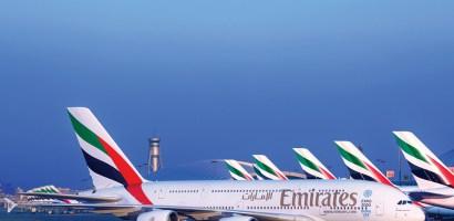 Linie Emirates podsumowują rok 2018