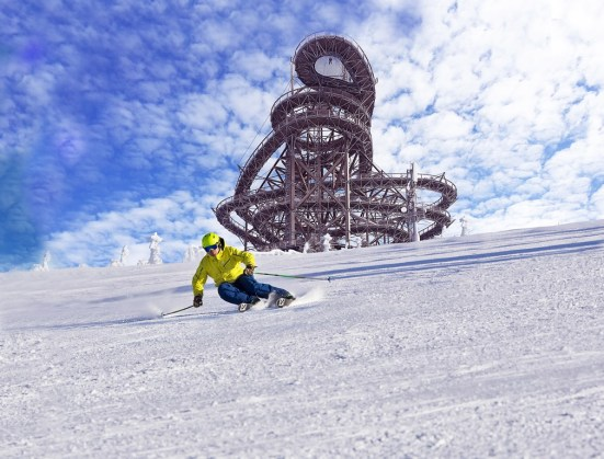 Informacje z czeskich ośrodków narciarskich