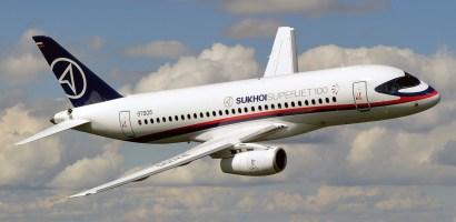 Norwegia chce kupić samoloty Sukhoi Superjet SSJ-100
