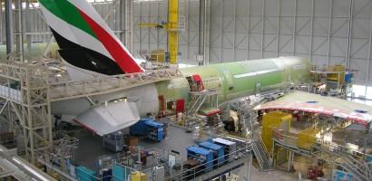 Airbus otrzymał zamówienia na 222 samoloty komercyjne w listopadzie