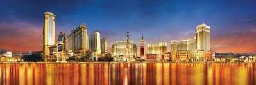 Makao – nowe miejsce docelowe dla rodzin: Sands Resorts Macao oferuje niezapomniany wiosenny wypad