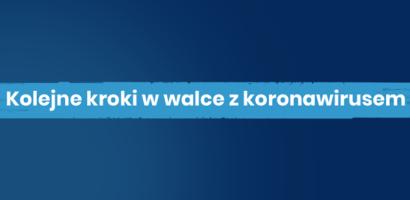 Koronawirus w Polsce – nowe zasady i obostrzenia