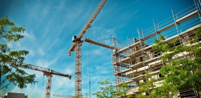 Pandemia w niewielkim stopniu uderzyła w budownictwo. Rynek wraca do stabilizacji