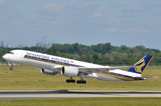 Singapore Airlines e-News April 2020