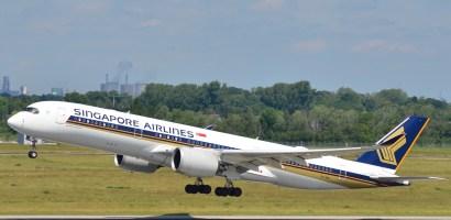 Singapore Airlines e-News April 2020