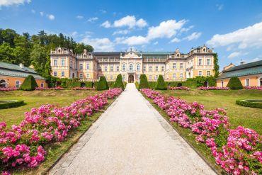 Prywatne zamki i pałace w Czechach