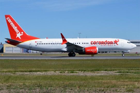 Corendon Airlines – Nowy przewoźnik regularny na Lotnisku Chopina. Promocje na wakacje 2021