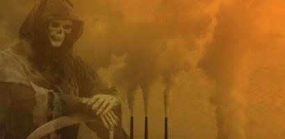 Zanieczyszczenie środowiska powoduje przedwczesną śmierć 50 tysięcy osób rocznie