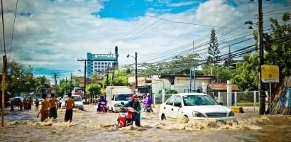 Polscy naukowcy pomagają przewidywać ekstremalne opady i powodzie