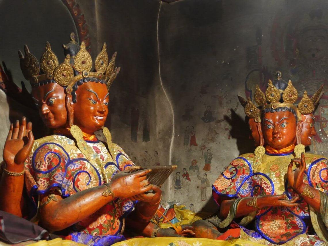 tibet 4 day lhasa tour buddhism