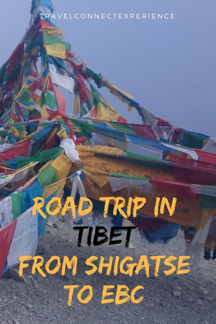 road trip tibet shigatse everest base camp lhasa