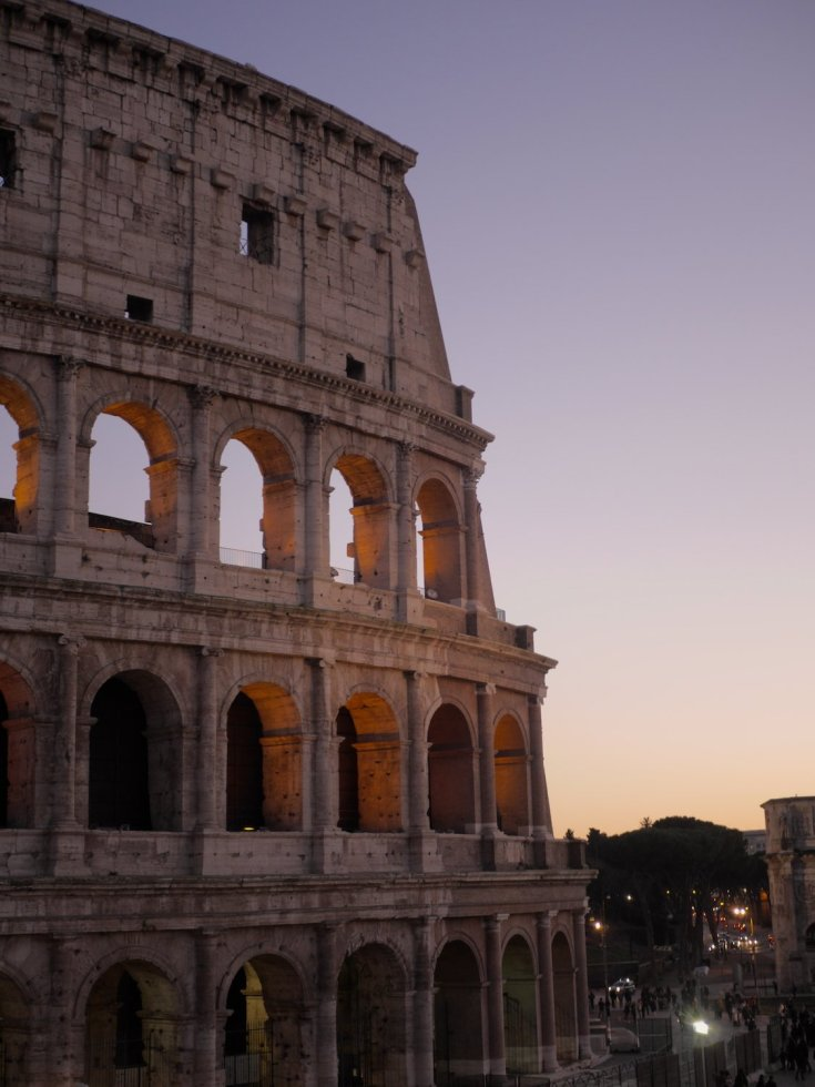 Rome in a day tour first-timers local