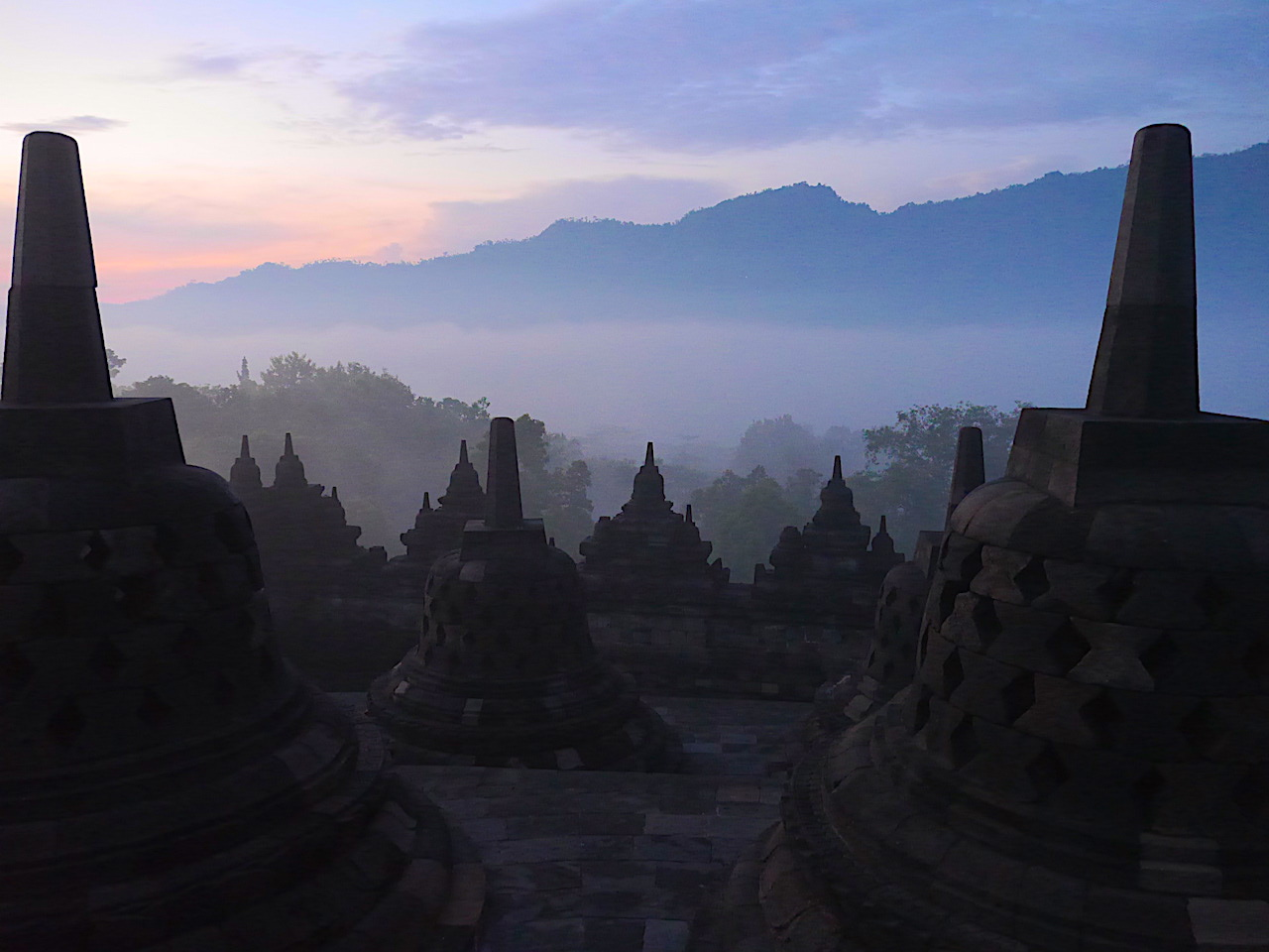 Borobudur sunrise tour review and tips - Travel Connect Experience