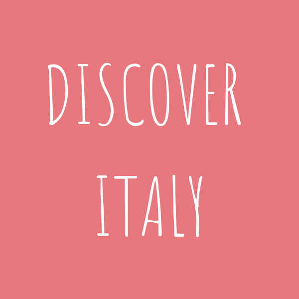 Discover Italy with me