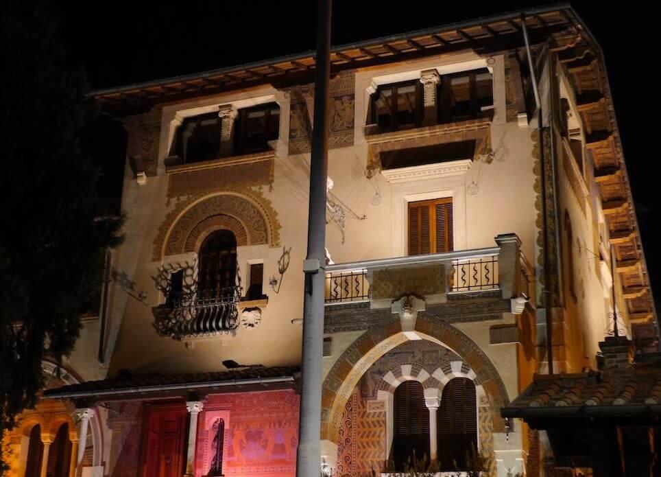 rome neighborhoods