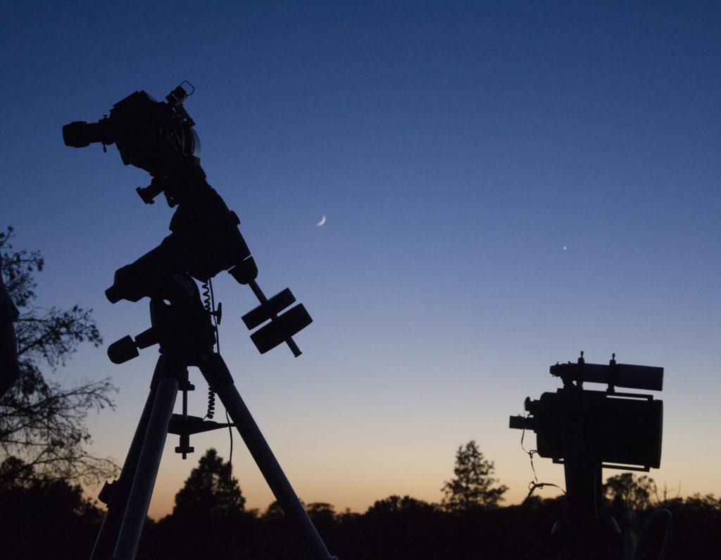 Grand Canyon, astronomer, telescope
