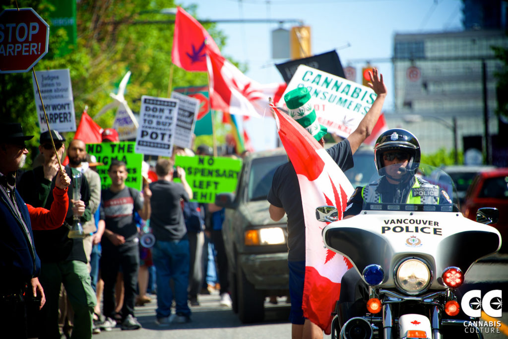 Vancouver Global Marijuana March 2015 - by Danny Kresnyak