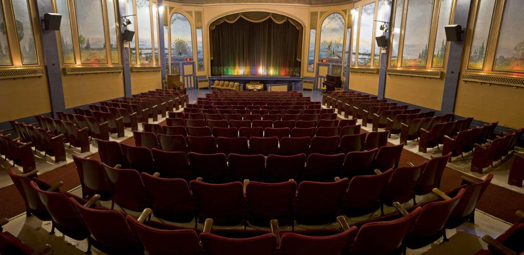 The Patricia Movie Theatre Powell River British Columbia