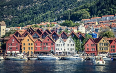 Cruising into New Territory – The Norwegian Fjords