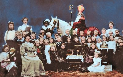 Folklore in the Netherlands   The Zwarte Piet controversy