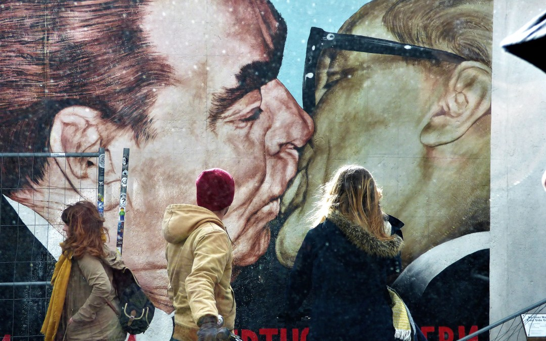 The East Side Gallery – Berlin's Cold War Canvas