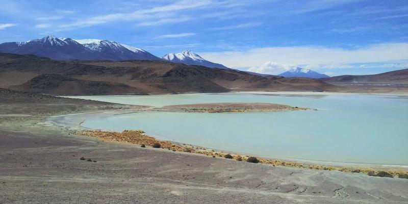 The Breathtaking Beauty of Bolivia's Eduardo Avaroa National Reserve