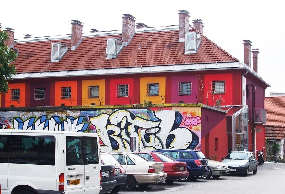 Celica Hostel Ljuljana Slovenia