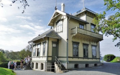 Edvard Grieg's Troldhaugen – in the home of Norway's musical king