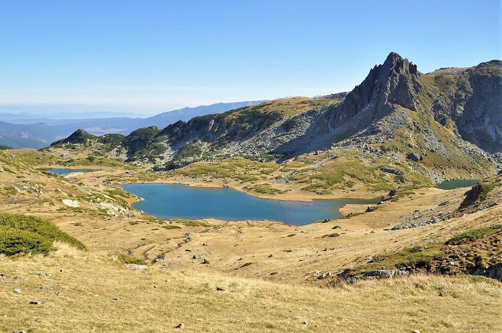 7 Rila lakes in Bulgaria
