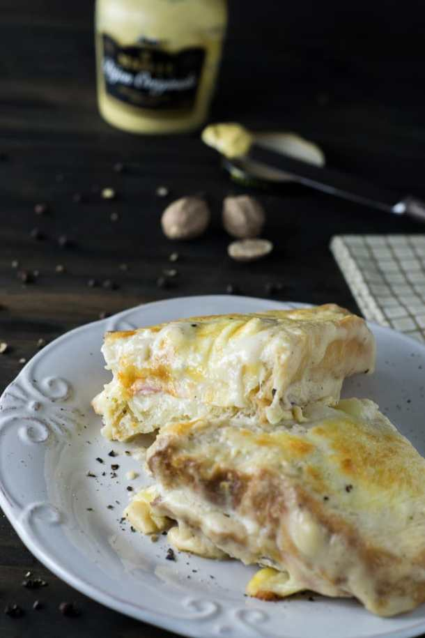 Croque Monsieur | Travel Cook Tell