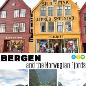 Bergen and the Norwegian Fjords