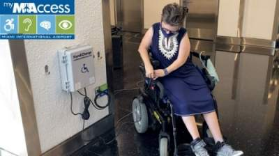 MIA wins top accessibility award at a global leadership conference