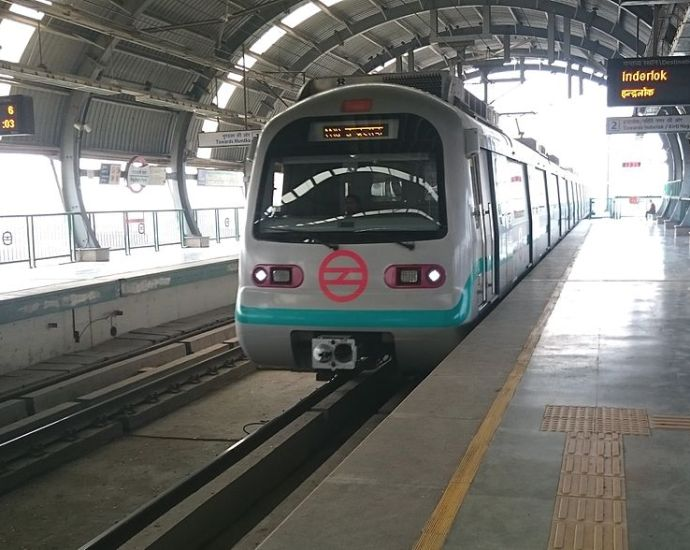 Free High-speed Wi-fi Facility At Delhi Metro Stations Of The Yellow Line