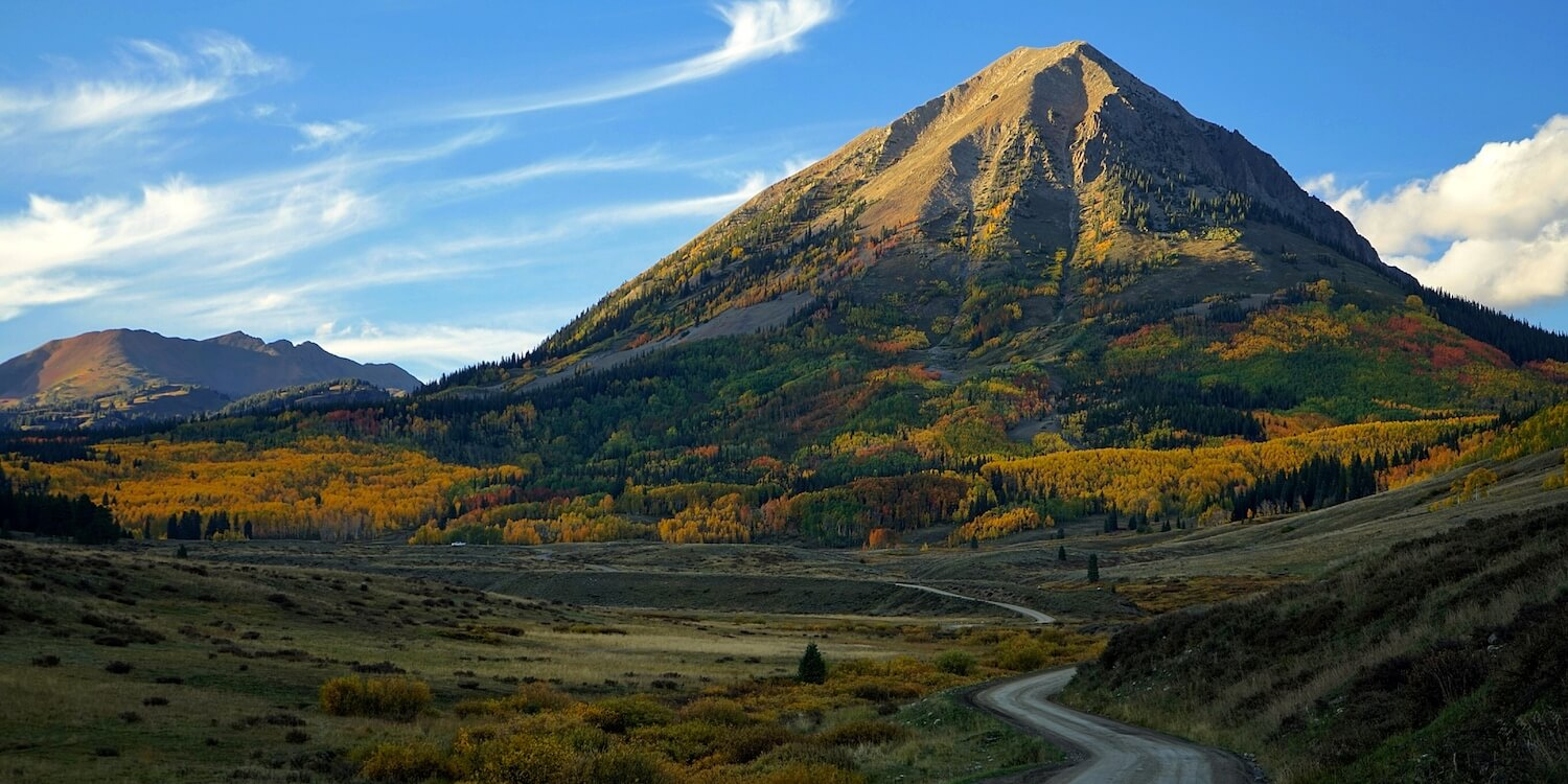 Fall Colors Wallpaper Crested Butte Scenic Drives Travel Crested Butte