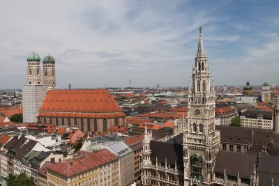 Flight Deal Round Trip From Chicago Area to Munich #chicago #munich