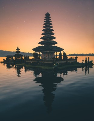 Flight Deal Round Trip From Los Angeles Area to Bali Indonesia