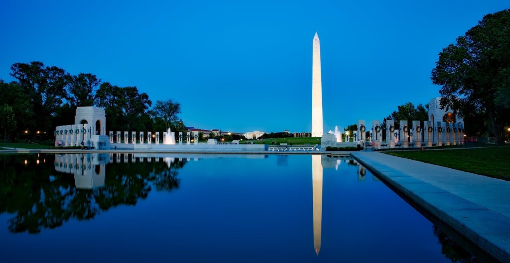 Best places to visit in April in US - Washington DC
