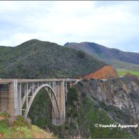 California: Panoramic Pacific Coast Highway