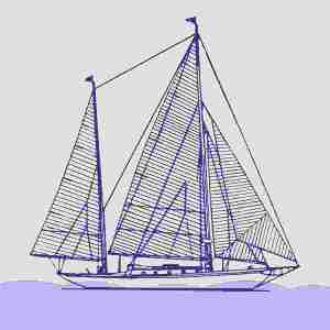 Boat illustration 8