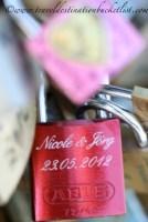 Rome Love Locks www.traveldestinationbucketlist.com
