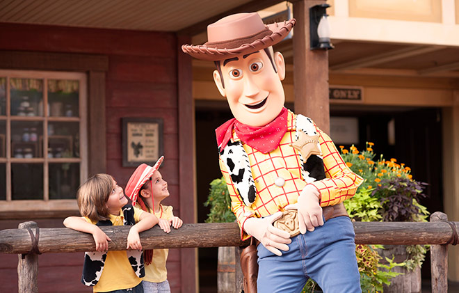 2016 Fall WDW Kid Size Package Offer