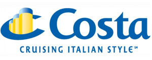 Costa Cruise Line Logo