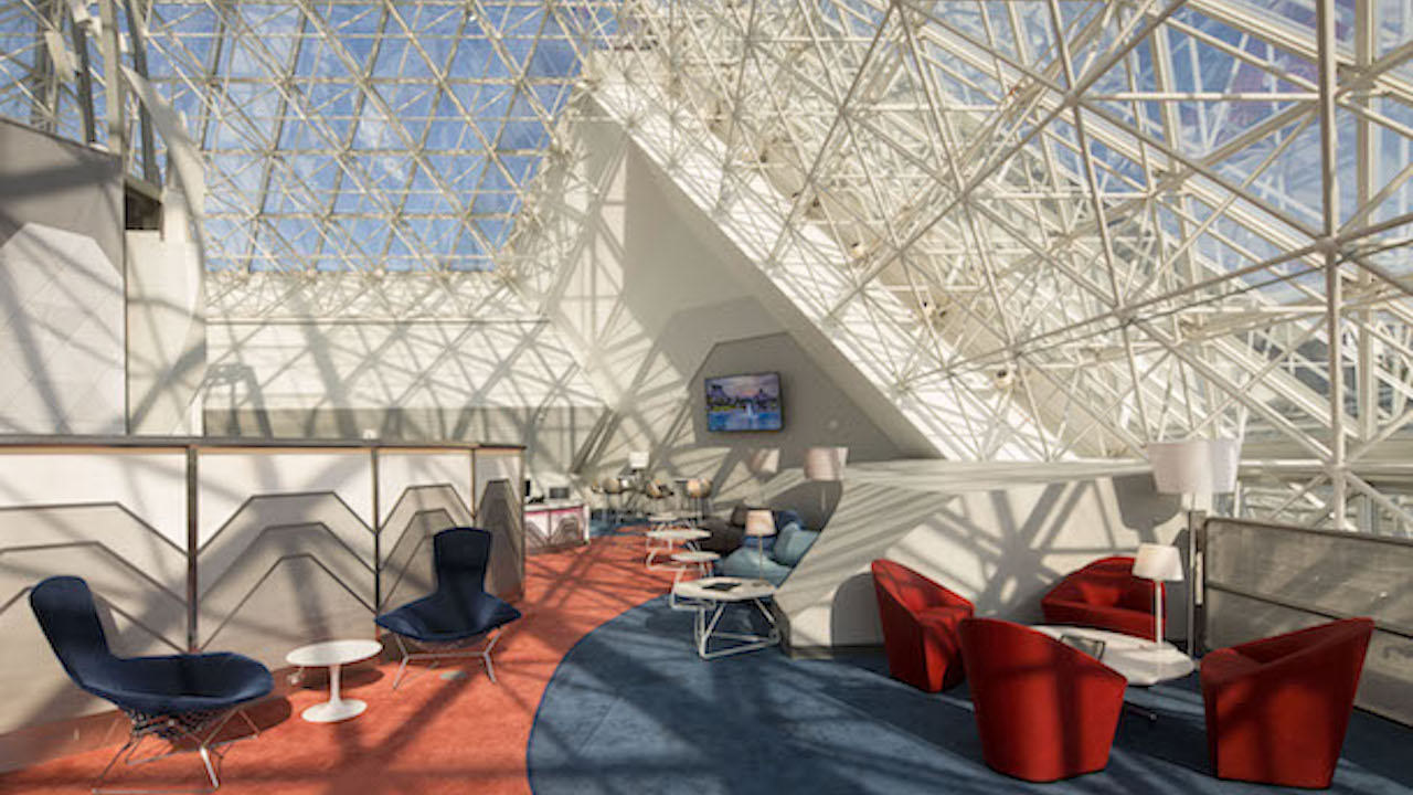New Disney Vacation Club Member Lounge Opens At Epcot
