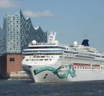 Norwegian Jade to Homeport in Hamburg for 2017 Summer Season