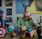 Stan Lee Assembles Super Heroes for Marvel Day at Sea