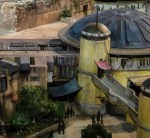 STAR WARS: GALAXY'S EDGE & TOY STORY LAND MODELS ON DISPLAY SOON AT DISNEY'S HOLLYWOOD STUDIOS