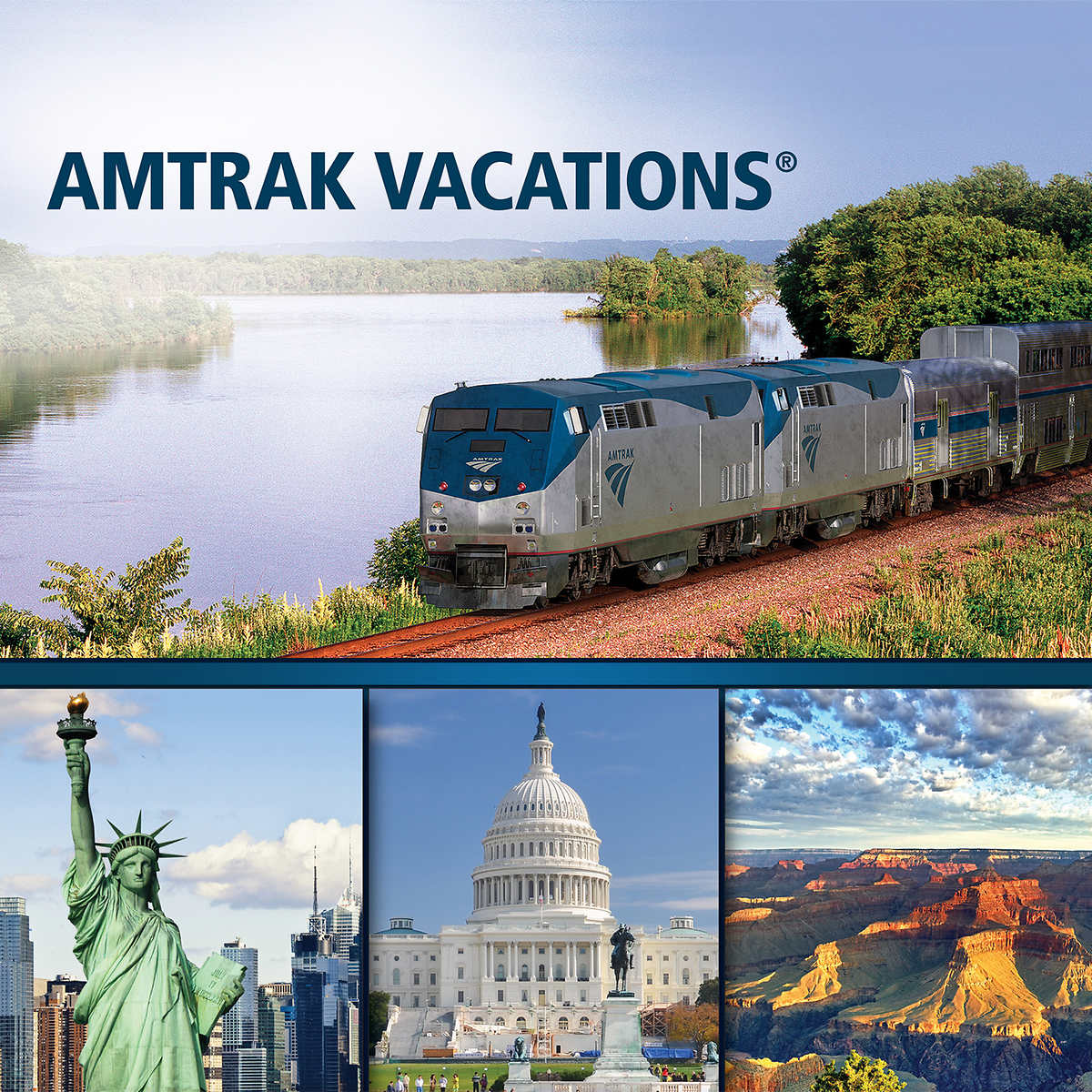 Amtrak Vacations Announces New Limited Time Sale | TravelPulse